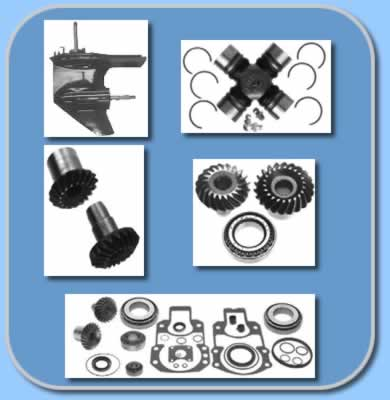 UK Discount Aftermarket sterndrives and parts to fit